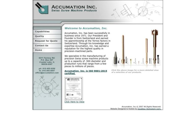 Accumation, Inc.