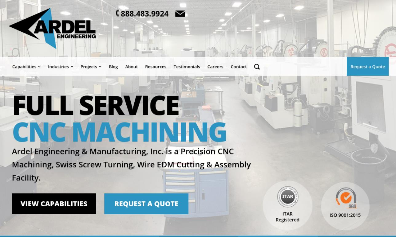 Ardel Engineering and Manufacturing