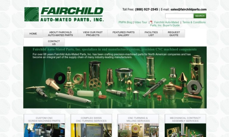 Fairchild Auto-Mated Parts, Inc.