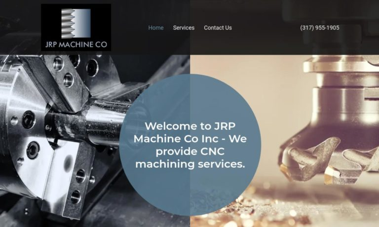 JRP Machine Co Inc