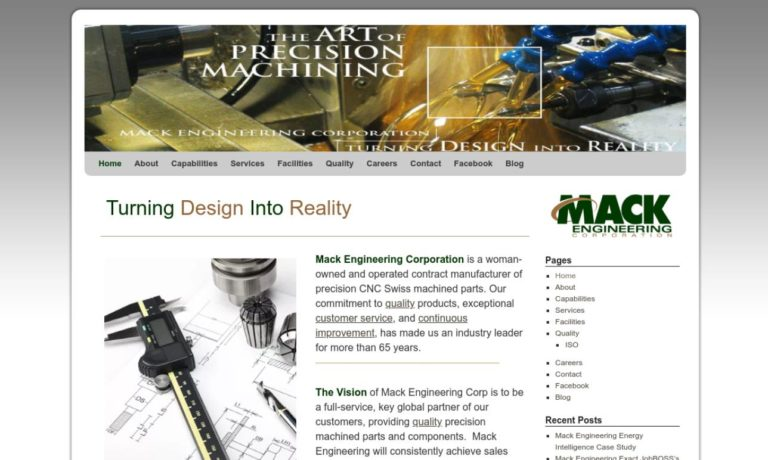 Mack Engineering Corporation