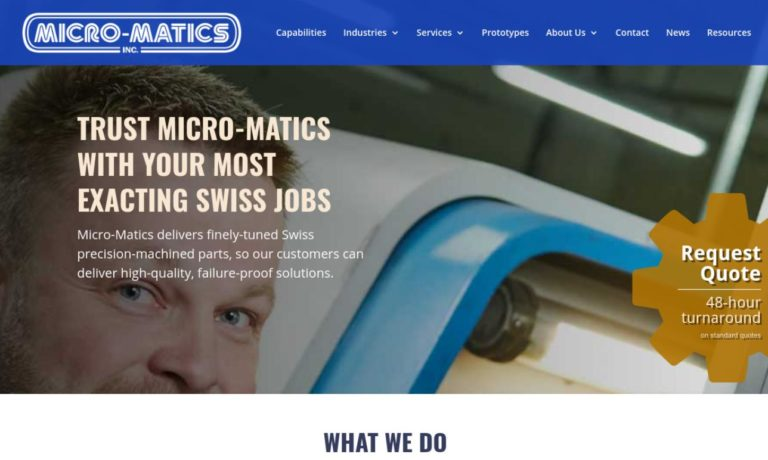 Micro-Matics, LLC