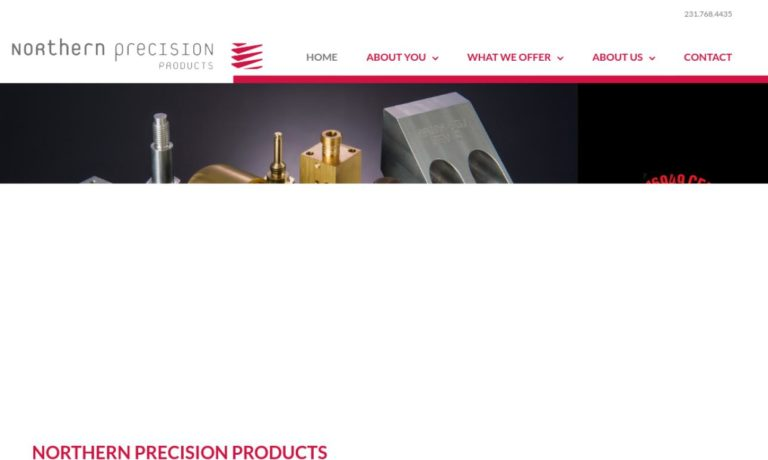 Northern Precision Products, Inc.