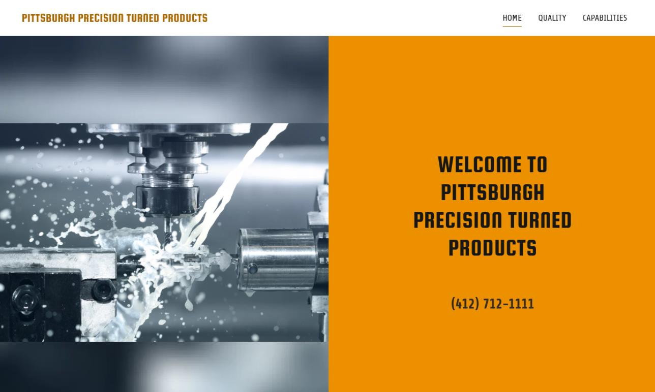 Pittsburgh Precision Turned Products, LLC.