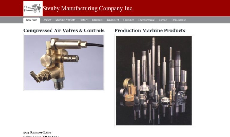 Steuby Manufacturing Company