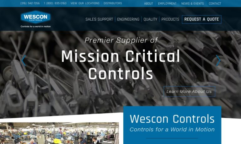 Wescon Products Company