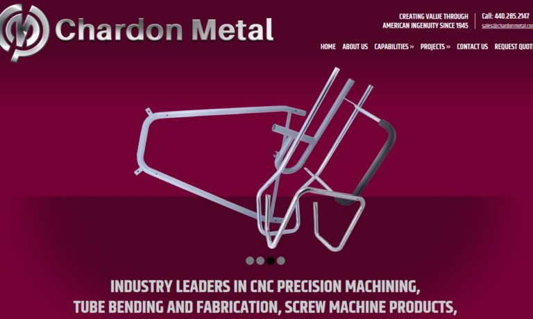 Chardon Metal Products Co.