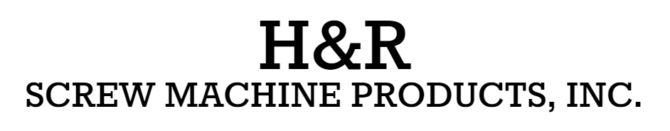 H & R Screw Machine Products, Inc. Logo