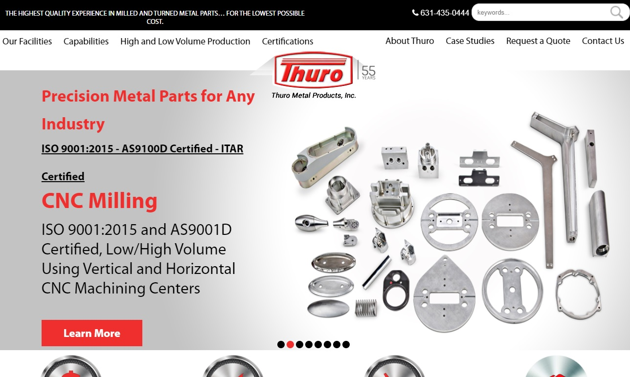Thuro Metal Products, Inc.