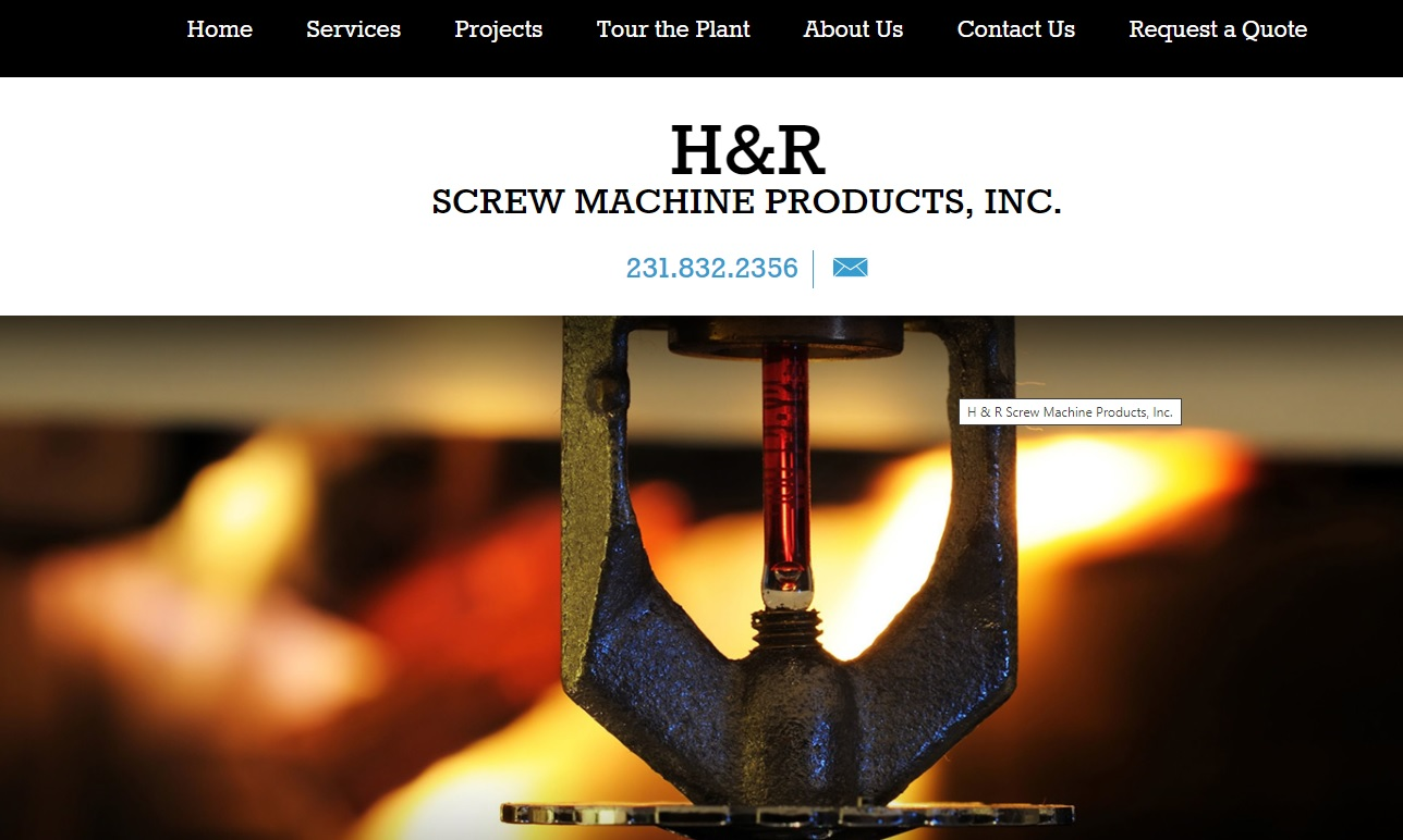 H & R Screw Machine Products, Inc.