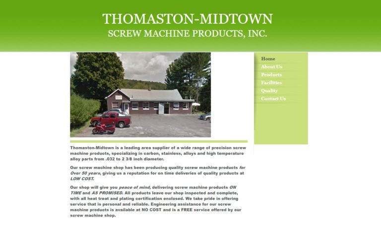 Thomaston-Midtown Screw Machine Products, Inc.